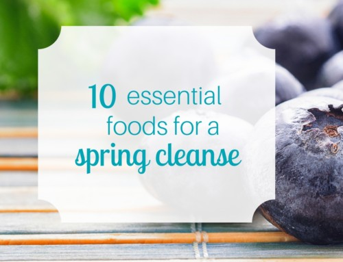 Essential Foods for a Spring Cleanse
