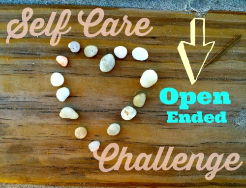 My 3 Self-Care Practices for Our Open-Ended Challenge!
