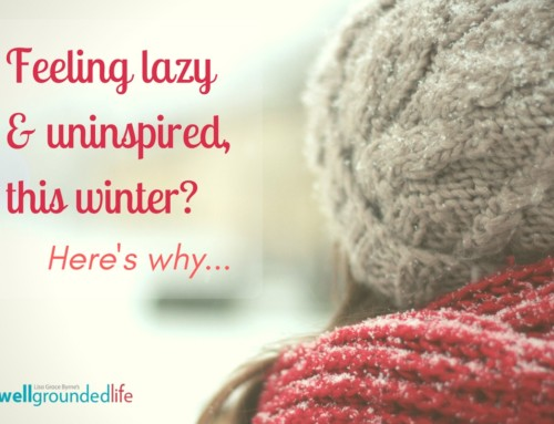 Feeling Lazy and Uninspired? Read this…