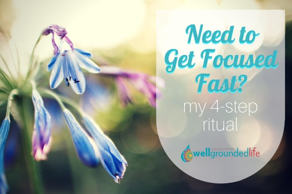focus-ritual