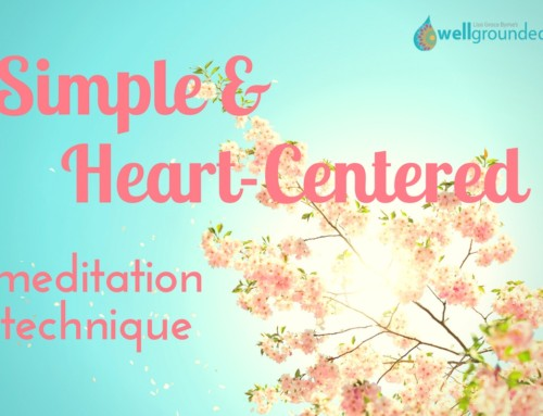 Simple Heart-Centered Meditation Technique